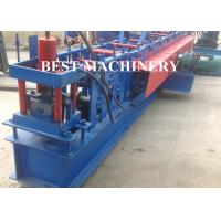 Quality Solar Rack Angle Shape Automatic Roll Forming Machine Stiffen Channel for sale