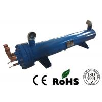 Quality Loose Flange Shell And Tube Condenser Heat Exchanger R22 Refrigerant for sale