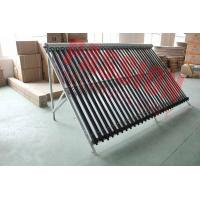 Buy cheap 30 tubes 24mm condenser ETC High Pressure Heat Pipe Solar Collector from wholesalers
