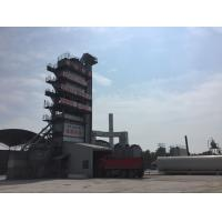 Quality 200T Mixed Asphalt Bin Environmental Bitumen Mixing Plants Used In Construction for sale