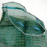 Quality Industrial Use Plastic Mesh Bags With Heavy Duty Capacity 100% Virgin PP Founded for sale