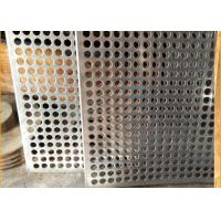 Quality Standard  Mirror Finish Perforated Stainless Steel Sheet Strainers  For USA, EU, Africa Market for sale