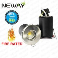 China 3W 5W 7W IP65 Waterproof and Fire Rated LED Downlight Kitchen Lighting on sale