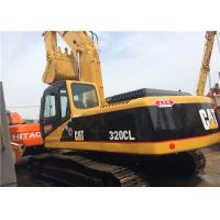Buy cheap New arrival secondhand excavator CAT 320CL 21 ton & 1m3 excellent condition crawler excavator from wholesalers