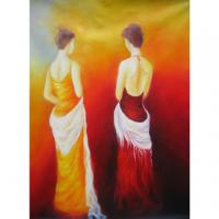 Quality modern painting hot pepper concert wall decoration for sale