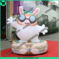 Quality Cute Inflatable Bunny,Inflatable Rabbit,Bunny Inflatable Cartoon for sale