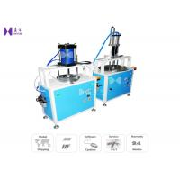 Quality 4.6KW Coated Paper Cake Box Making Machine For 52CM Round Bottom Tray for sale