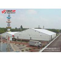 Quality Outdoor Huge Luxury Wedding Tents With Lights System 15M X 10M Tear Resistant for sale