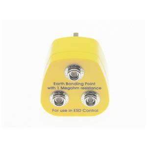 Quality RoHS CE Static Dissipative 3*10mm Stud Earth Bonding Plug for sale