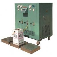 Buy cheap ISO Tank to small tank  refrigerant charging machine CM20A from wholesalers