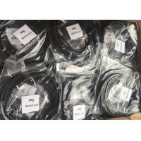 Quality 5M FTP Cat5e Lan Cable Patch Cords Outdoor RJ45 Connector Pre - Made PE+PVC Double Sheath for sale