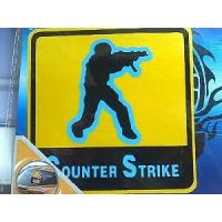 Quality Robot Car Sticker (counter strike) for sale