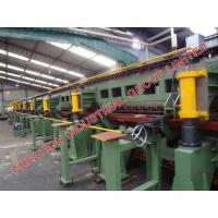 Quality Adjustable PU Sandwich Panel Production Line Roof / Wall Panel Forming Machine for sale