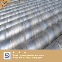 Quality Spiral steel pipe gas 1200mm diameter for sale