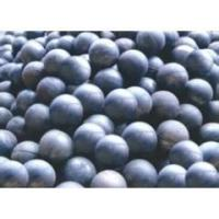 Quality Steel Grinding Ball by Rolling Mill Production Line For Mining / Cement Plant for sale