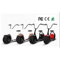 Quality Lithium Battery Electric Mobility Scooter Fat Wheel Scooter For Racing for sale