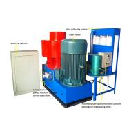Quality Husk / Straw / Biomass Pellet Making Machine , Wood Pellet Equipment for sale