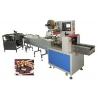China Full Automatic Packing Machine For Candy Chocolate Saving Films PID Control on sale