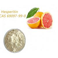 Quality Flavor Enhancer Hesperitin Light Yellow Crystalline Powder Used In Food for sale