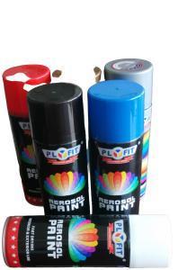 Quality OEM 400ml Aerosol Spray Paint Furniture Acrylic Plastic Coating for sale