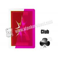 Quality Gamble Cheat Taiwan Rocket Invisible Playing Cards Plastic Marked for sale