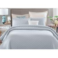 Quality Home 3pcs Twin Size Bedding Sets  Geometric Pattern 100% Cotton Embroidered for sale