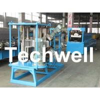 Quality 17 Forming Stations Stationary K Span Roll Forming Machine With PLC for sale