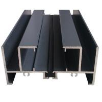Quality Aluminum 6063 Curtain Walling Systems For Residential Buildings for sale