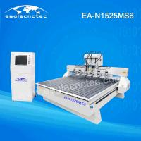 China Multi Spindle CNC Router for Mass Wood Carving Jobs on sale