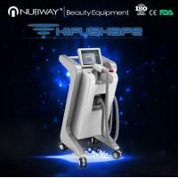 Quality newest tech ultrasound cavitation vertical HIFUSHAPE body slimming machine for sale