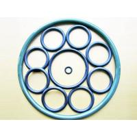 Quality FDA Approved Custom Silicone Seals Gasket High / Low Temperature Resistant for sale