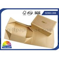 Quality Custom Printed Rigid Foldable Gift Box Cardboard Paper Collapsible Box for sale