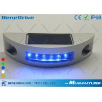 Quality Solar Powered LED Step pathway light Marine Dock Decking Decorative Lightings IP 68 for sale