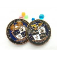 Quality Customized High Quality Antique Metal Souvenir Antique Military Challenge Coins Promotional Merchandise Coin for sale