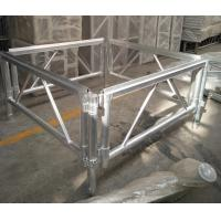 Buy Outdoor Wooden and Aluminum Assembling Portable Stage Platforms for Wedding , Concert at wholesale prices