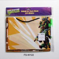 Buy cheap Turtles Hanging Dry Erase Board with Marker from wholesalers