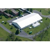 Quality 30mx50m White Cover European Style Marquee Tents , Large Span Event Canopies for sale