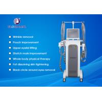 Quality 5 In 1 System RF Roller Vacuum Body Slimming Machine For Face / Body Use for sale