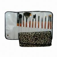 Quality Makeup Case with Wooden Handle for sale