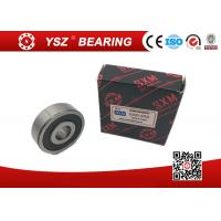 Quality Motorcycle Ball Bearing Deep Groove Ball Bearings 6300 ZZ / 2RS / OPEN 10*35*11 MM for sale
