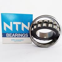 Quality DIN Spherical Roller Cage Bearing weight 0.3 kg / Double Roller Bearing 22206CA for sale