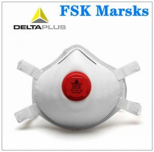 Quality Non Woven Anti Virus Face Mask M1300VSC Deltaplus Mask High Efficient Filtering for sale