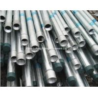 Galvanized erw steel pipe best wholesale websites for sale
