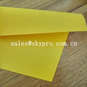 China Custom Matt PVC Film Sheeting REACH Quality PVC Plastic Sheet 0.3mm - 2mm on sale