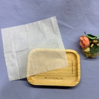 Quality Azo Free Disposable 50GSM Non Woven Wet Napkin for sale