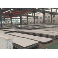 Quality Hairline Finish Hot Rolled Stainless Steel Sheet 430 With PE Film Cover for sale