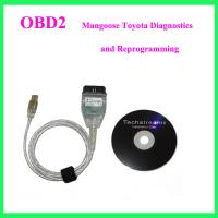 Buy cheap Mangoose Toyota Diagnostics and Reprogramming Interface With Completely New Chip from wholesalers