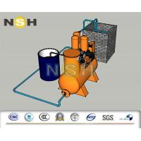Quality Waste Oily Water Separator Marine , Dynamic Balance Industrial Oil Separator for sale