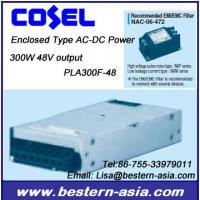 Buy cheap 48V 300W PLA300F-48 Cosel Industrial AC-DC Power Supply from wholesalers