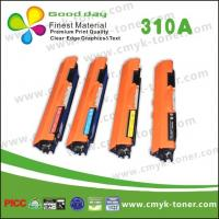 Quality Refillable New 310A 311A 312A 313A HP Color Toner Cartridge For CP1025 CP1025NW for sale